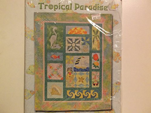 9780979137815: Tropical Paradise (BLOCK QUILTING, VOLUME 1)