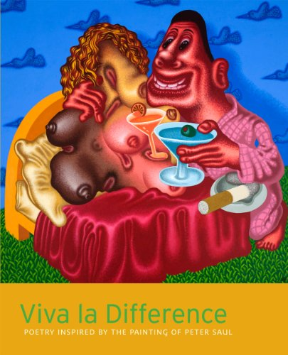 VIVA LA DIFFERENCE Poetry Inspired by the: Yau, John, Susan