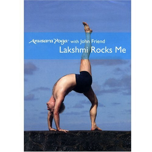 9780979150913: Lakshmi Rocks Me - Anusara Yoga with John Friend (All Regions) [DVD]