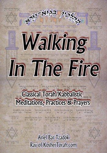 Walking In The Fire: Ariel Bar Tzadok