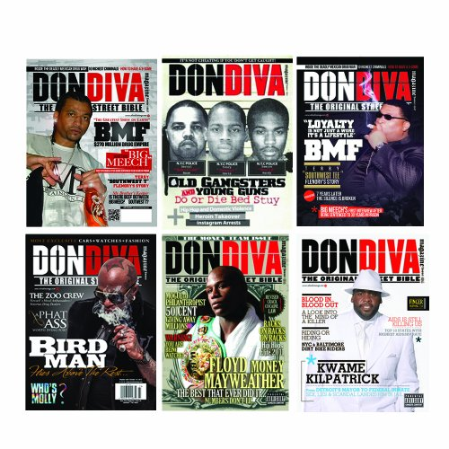 9780979171093: Don Diva Magazine Issue