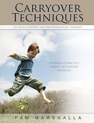 9780979174933: Carryover Techniques (in Articulation and Phonological Therapy)