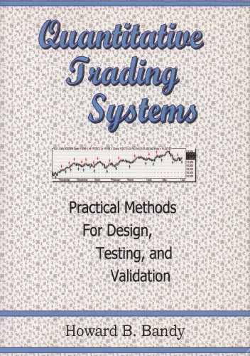 9780979183805: Title: Quantitative Trading Systems
