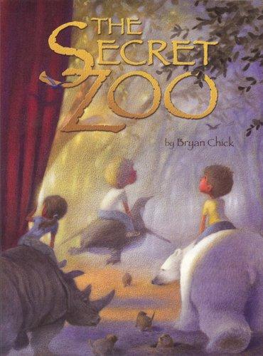 9780979188732: The Secret Zoo
