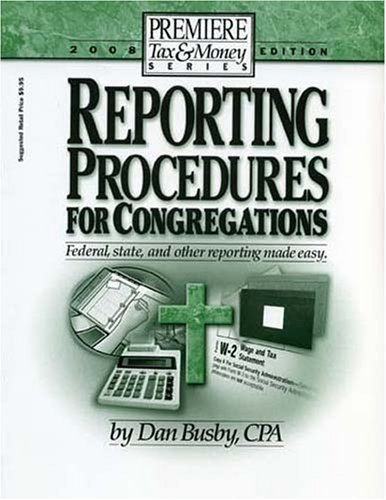 9780979191466: Reporting Procedures for Congregations