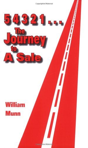 54321.The Journey to a Sale: Munn, William