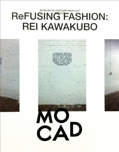 ReFusing Fashion: Rei Kawakubo: Harold Koda; Sylvia