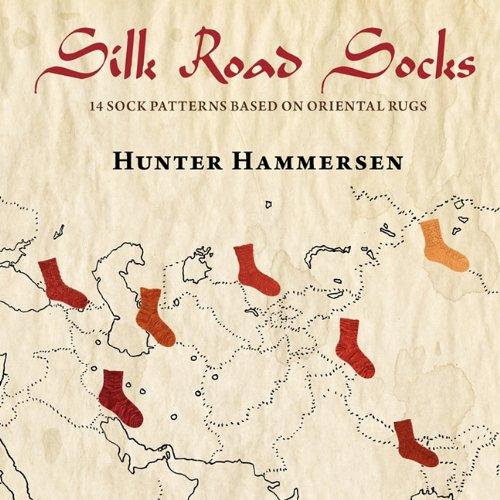 Silk Road Socks: Hammersen, Hunter