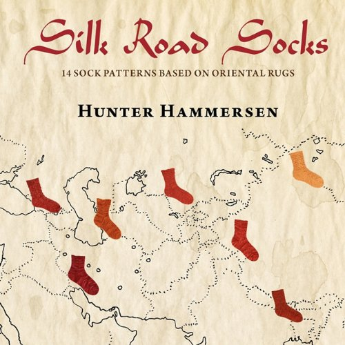 Silk Road Socks: Hammersen, Hunter