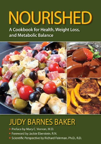 9780979201813: Nourished: A Cookbook for Health, Weight Loss, and Metabolic Balance