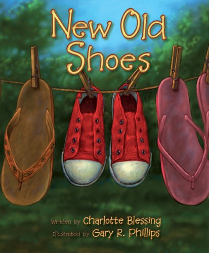 New Old Shoes: Charlotte Blessing