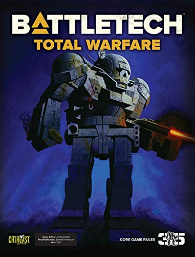 9780979204715: Classic Battletech Total Warfare