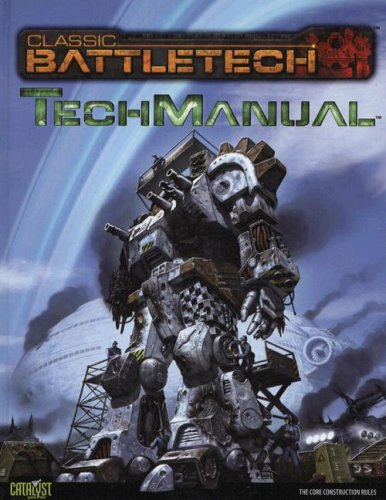 9780979204722: Classic Battletech Techmanual