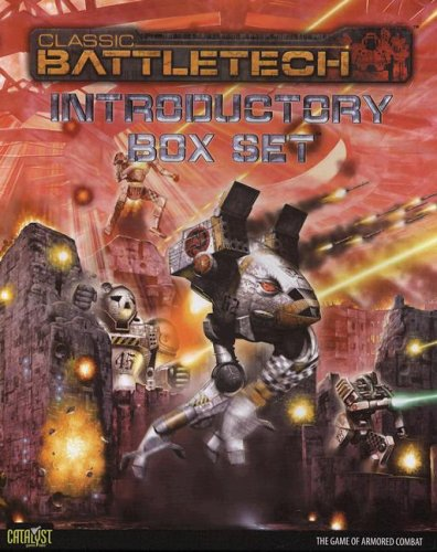 9780979204739: Classic Battletech Introductory Box Set