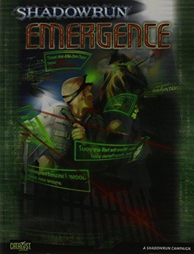 9780979204753: Shadowrun Emergence (Shadowrun (Catalyst))