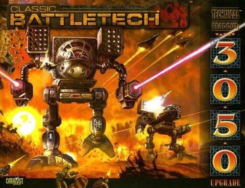 9780979204760: Technical Readout: 3050 Upgrade (Classic Battletech)