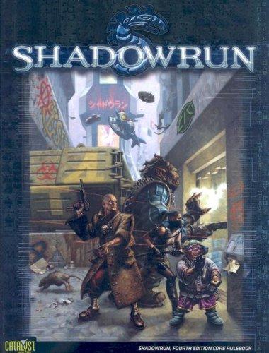 9780979204784: Shadowrun 4th Edition *OP*