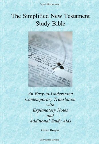 9780979207297: The Simplified New Testament Study Bible