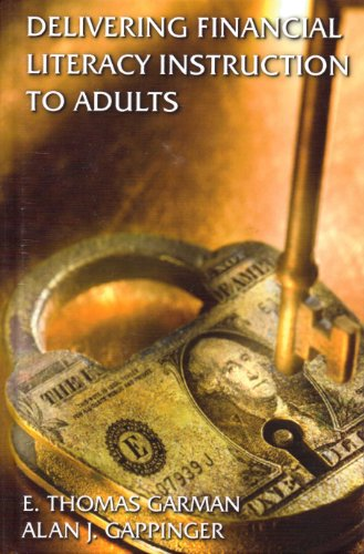 Delivering Financial Literacy Instruction To Adults: n/a