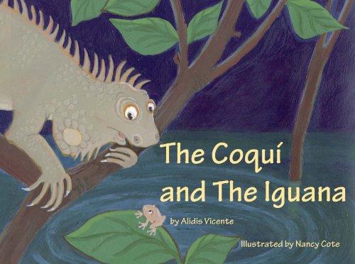 The Coqui and The Iguana: Alidis Vicente