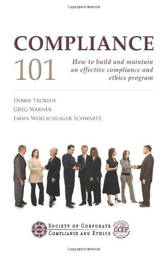 9780979221040: Compliance 101 -- SCCE First edition/discontinued