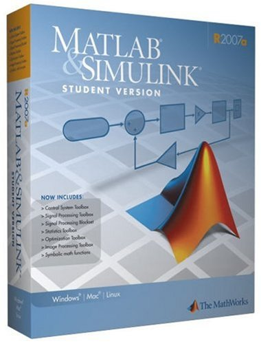 9780979223907: MATLAB and Simulink Student Version Release 2007