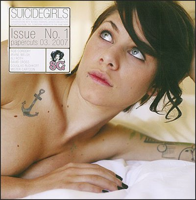 9780979225000: Suicidegirls 1: Papercuts 03, 2007