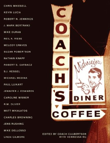 9780979228445: Coach's Midnight Diner: The Jesus Vs. Cthulhu Edition