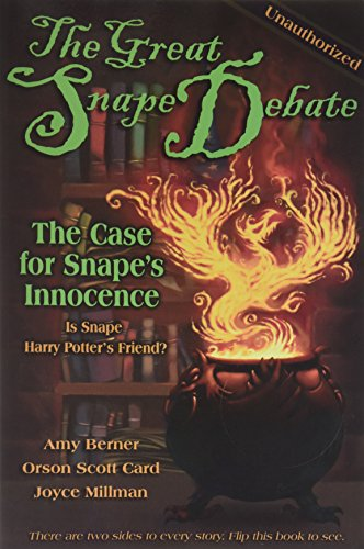 9780979233111: The Great Snape Debate : The Case for Snape's Guilt / The Case of the Snape's Innocence