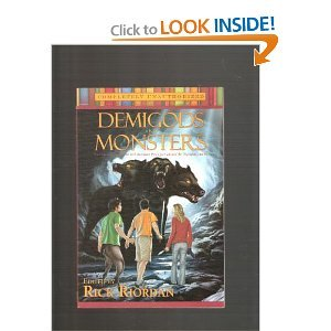 9780979233142: Demigods and Monsters: Your Favorite Authors on Rick Riordan's Percy Jackson and the Olympians Series