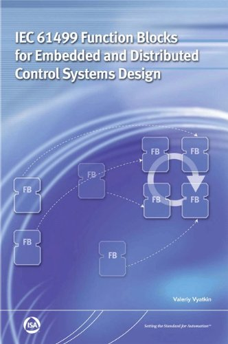 9780979234309: IEC 61499 Function Blocks for Embedded and Distributed Control Systems Design