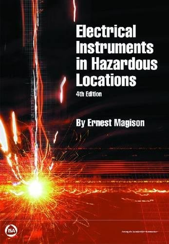 9780979234316: Electrical Instruments in Hazardous Locations