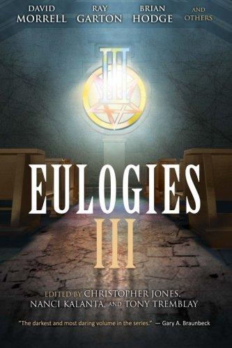 9780979234675: Eulogies III