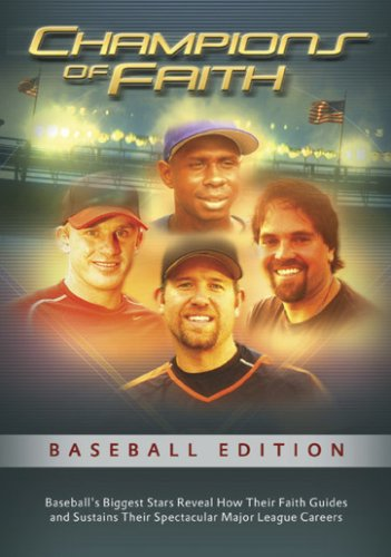 9780979236303: Champions of Faith (Baseball Edition)