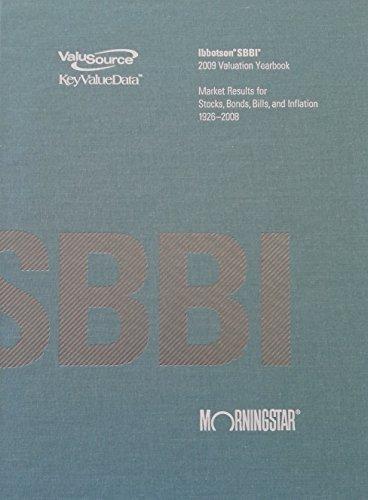 Ibbotson SBBI 2010 Classic Yearbook: Market Results