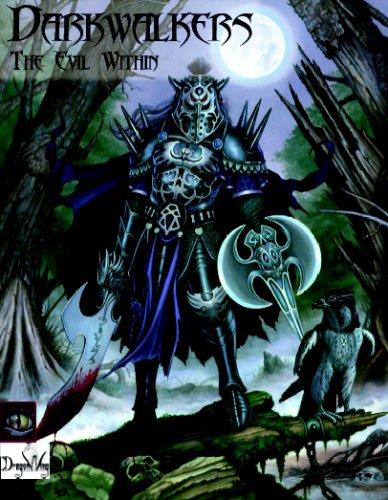 9780979245510: Darkwalkers: The Evil Within (BAS2000)