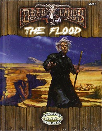 Deadlands Reloaded The Flood: Pinnacle