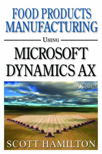 9780979255243: Title: Food Products Manufacturing using Microsoft Dynami