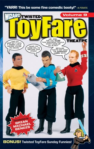 9780979256493: Twisted ToyFare Vol 9