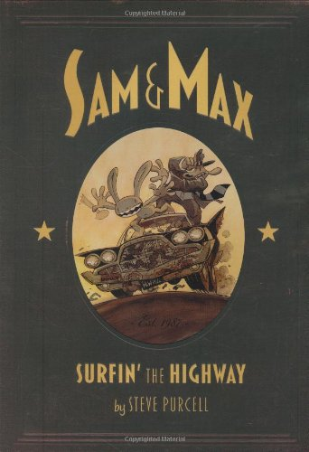 9780979257629: Sam & Max Surfin the Highway Anniversary Edition