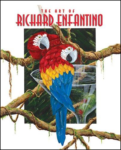 9780979258305: The Art of Richard Enfantino