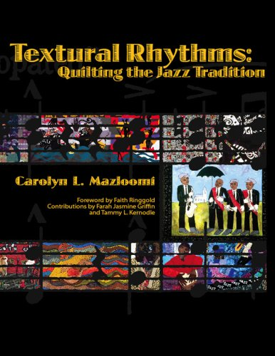 9780979267505: Textural Rhythms: Quilting the Jazz Tradition