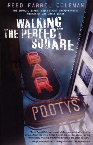 9780979270956: Walking the Perfect Square (Moe Prager Series)