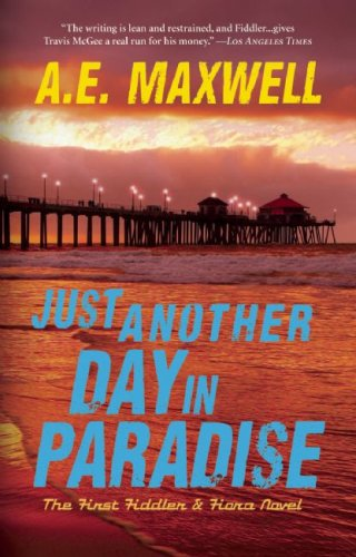 9780979270963: Just Another Day in Paradise (Fiddler & Fiora Series)