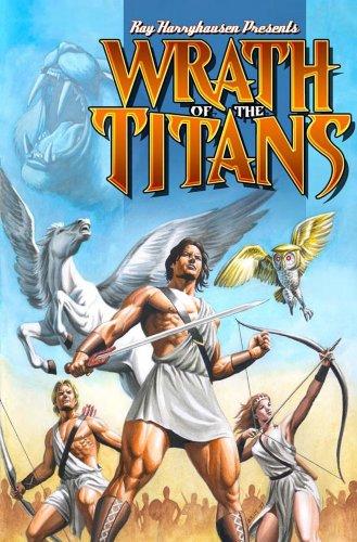 9780979275197: Ray Harryhausen Presents: Wrath of the Titans