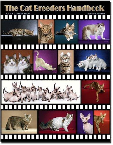 9780979280726: The Cat Breeder's Handbook, Breeding Cats