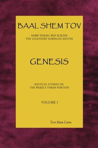 9780979286575: Baal Shem Tov Genesis: Mystical Stories Following the Weekly Torah Portion