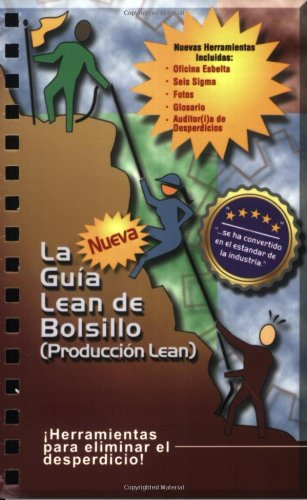 The New Lean Pocket Guide / La Nueva Lean de Bolsillo (Produccion Lean) (Spanish Edition): Luz...