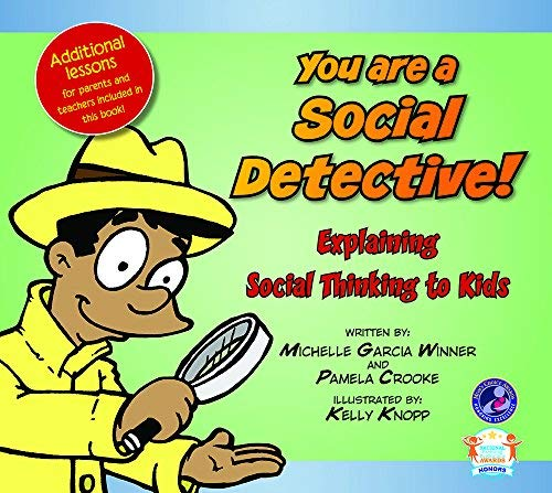 9780979292262: You Are a Social Detective by Winner, Michelle Garcia Published by Think Social Publishing, Inc. 1st (first) edition (2008) Paperback