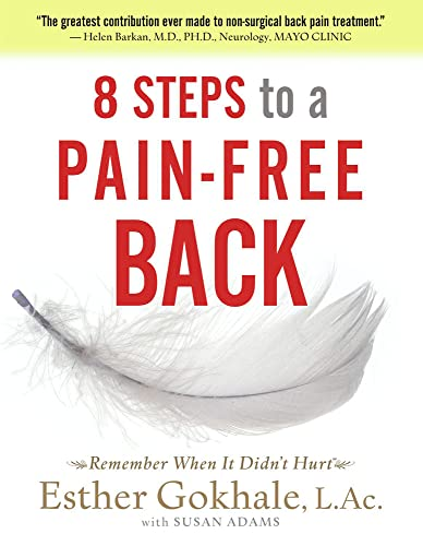 9780979303609: 8 Steps to a Pain-Free Back: Natural Posture Solutions for Pain in the Back, Neck, Shoulder, Hip, Knee, and Foot (Remember When It Didn't Hurt)